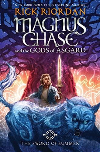 Magnus Chase and the Gods of Asgard,: Rick Riordan