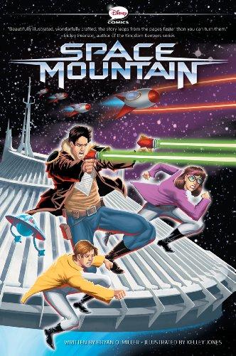 9781423162292: Space Mountain: A Graphic Novel (Disney Original Graphic Novel)