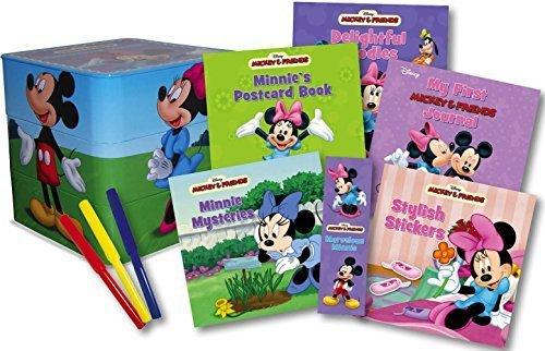 9781423162810: Marvelous Minnie A Stackable Book Surprise