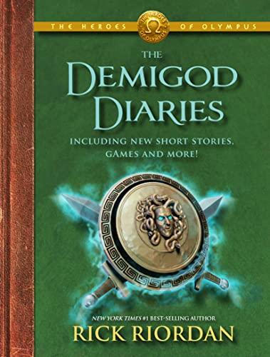 9781423163008: The Demigod Diaries (Heroes of Olympus)