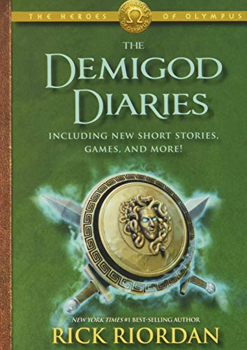9781423163008: The Heroes of Olympus The Demigod Diaries