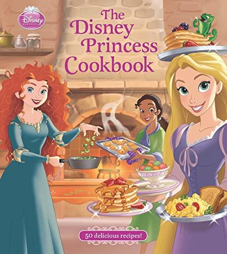 9781423163244: The Disney Princess Cookbook