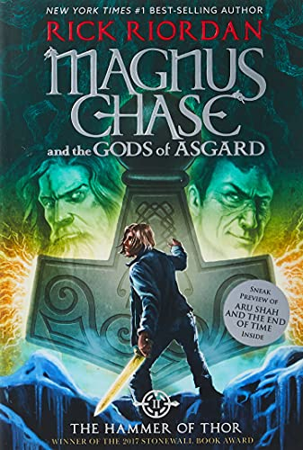 9781423163381: The Hammer of Thor (Magnus Chase and the Gods of Asgard)