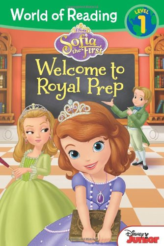 9781423164074: World of Reading: Sofia the First Welcome to Royal Prep: Level 1