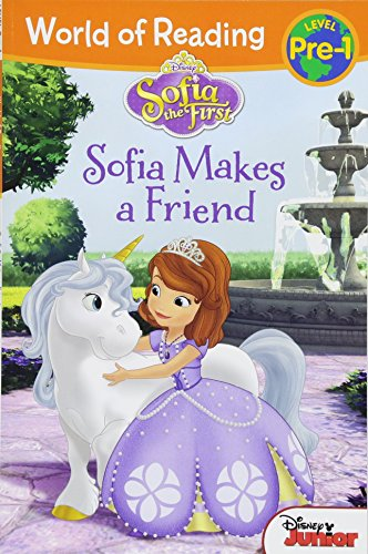 9781423164081: World of Reading: Sofia the First Sofia Makes a Friend: Pre-Level 1