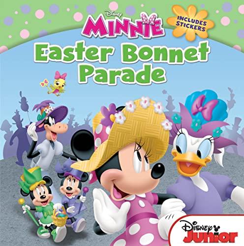9781423164166: Minnie Easter Bonnet Parade: Includes Stickers (Disney Junior: Minnie)
