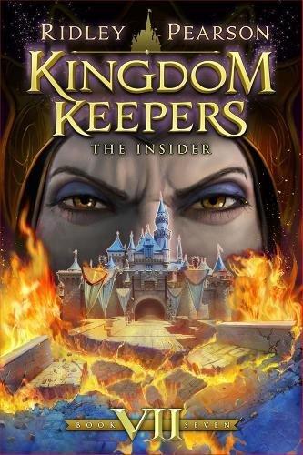 9781423164906: Kingdom Keepers VII: The Insider