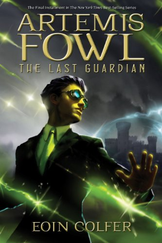 9781423164944: Artemis Fowl the Last Guardian