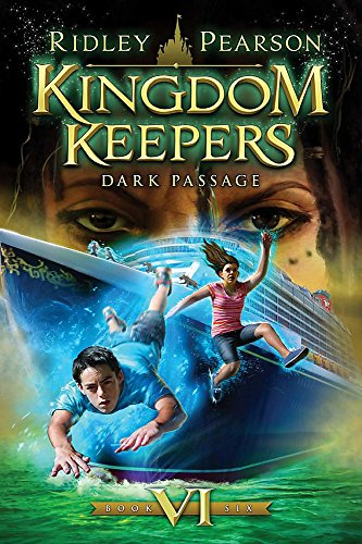9781423165231: Kingdom Keepers VI: Dark Passage