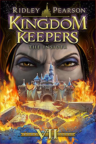 9781423165248: Kingdom Keepers VII: The Insider