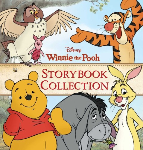 Winnie the Pooh: Winnie the Pooh Storybook Collection: Disney Book Group