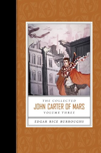 9781423165590: The Collected John Carter of Mars, Vol. 3