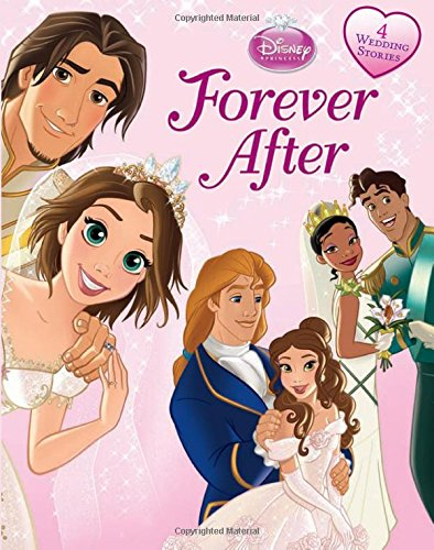 Forever After (Disney Princess) (1423165624) by McCafferty, Catherine; Amerikaner, Susan; Disney Book Group