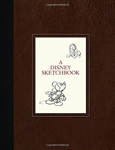 9781423165699: A Disney Sketchbook