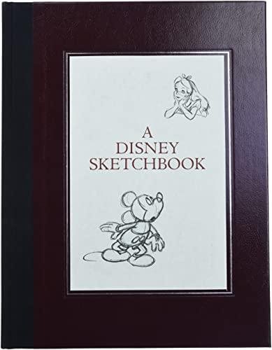 A Disney Sketchbook: Ken Shue