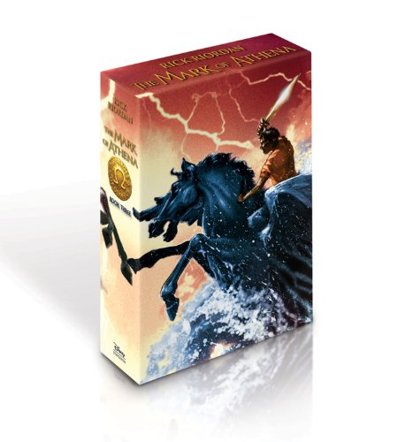 9781423166306: The Heroes of Olympus - Book Three The Mark of Athena (Special Limited Edition)