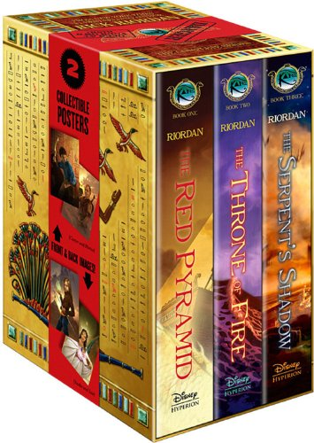 9781423166313: The Kane Chronicles