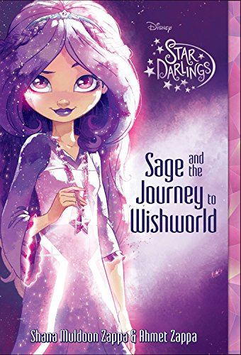 9781423166436: Sage and the Journey to Wishworld: Star Darlings 1