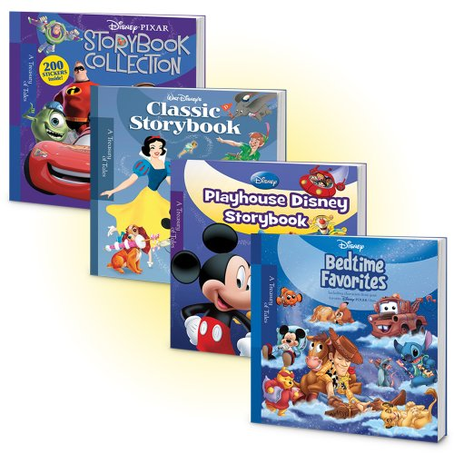 Disney Storybook Collection Bundle: Disney