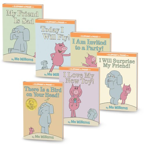 Elephant & Piggie Bundle (1423167074) by Mo Willems