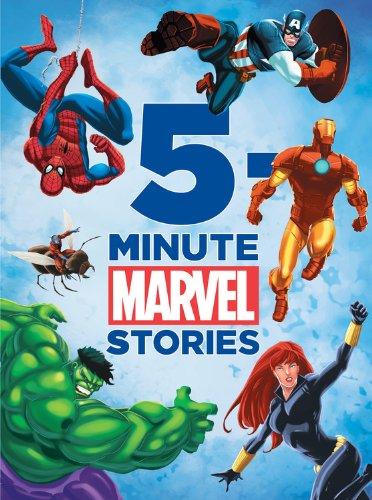 5-Minute Marvel Stories (5-Minute Stories): Disney Book Group; Various