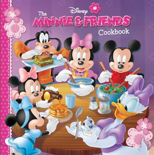 9781423167563: The Minnie & Friends Cookbook