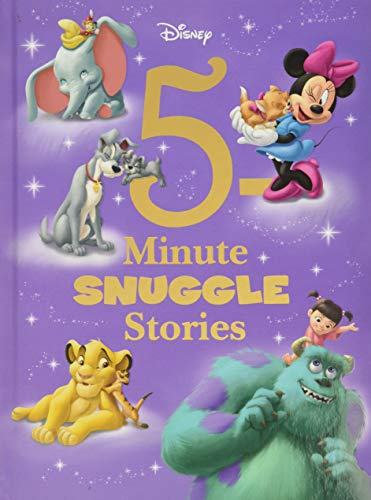 9781423167655: 5-Minute Snuggle Stories (5-Minute Stories)