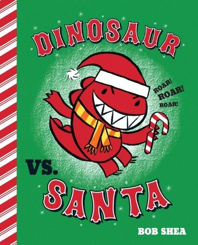9781423168065: Dinosaur vs. Santa