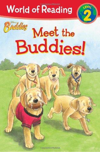 9781423169468: Disney Buddies Meet the Buddies (World of Reading)
