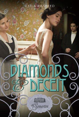 Diamonds & Deceit (At Somerton): Leila Rasheed