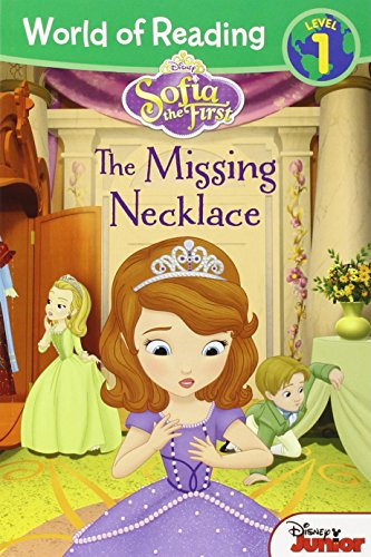 9781423171645: World of Reading: Sofia the First The Missing Necklace: Level 1