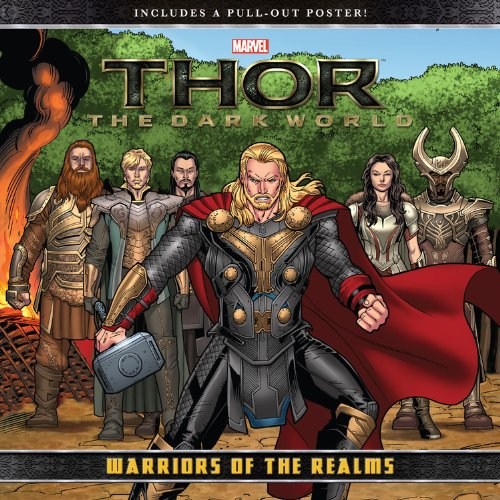 9781423172413: Thor: The Dark World: Warriors of the Realms