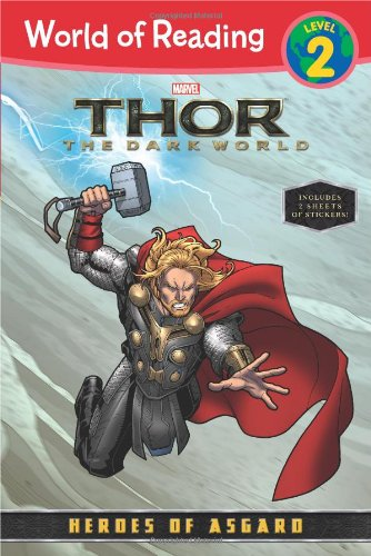 9781423172437: Thor: The Dark World: Heroes of Asgard (World of Reading)