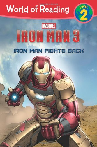 Iron Man Fights Back (World of Reading): Marvel Press Group