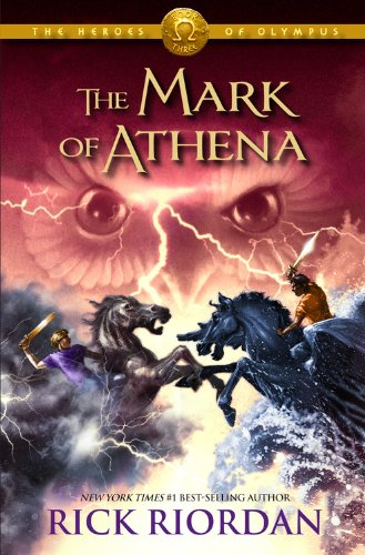 9781423174974: The Heroes of Olympus Book Three The Mark of Athena (International Edition)