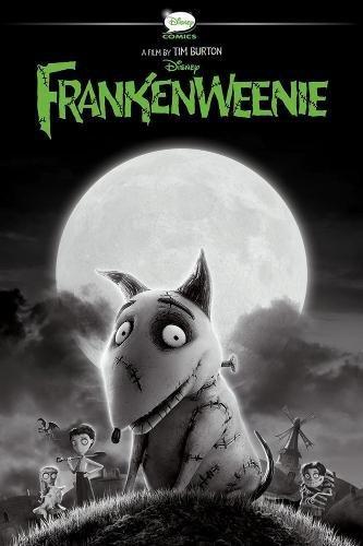 9781423176589: Frankenweenie: A Graphic Novel