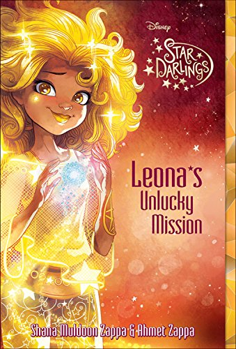9781423177685: Star Darlings Leona's Unlucky Mission