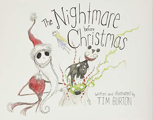 9781423178699: The Nightmare Before Christmas. 20th Aniversary Edition