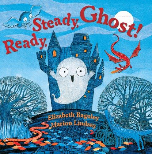 9781423180395: Ready, Steady, Ghost!
