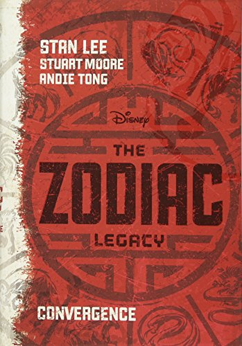 The Zodiac Legacy: Convergence **SIGNED by Stan: Lee, Stan; Moore,