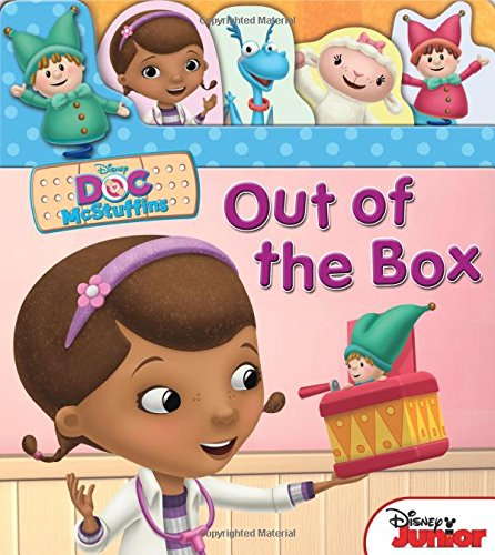 Doc McStuffins Out of the Box Flap n Tab