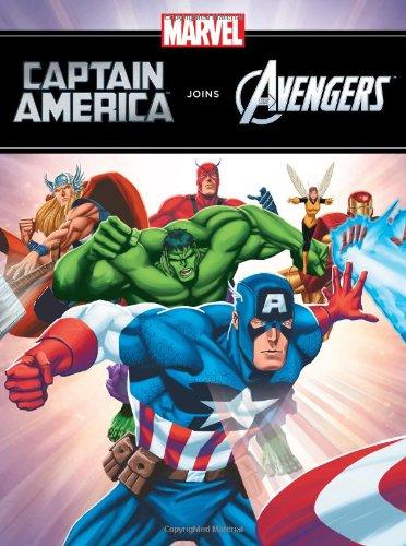 9781423183075: Captain America Joins the Avengers