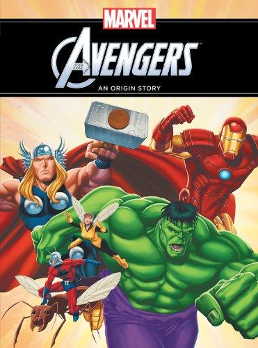 The Avengers: An Origin Story (Marvel Origin Story): Rich Thomas