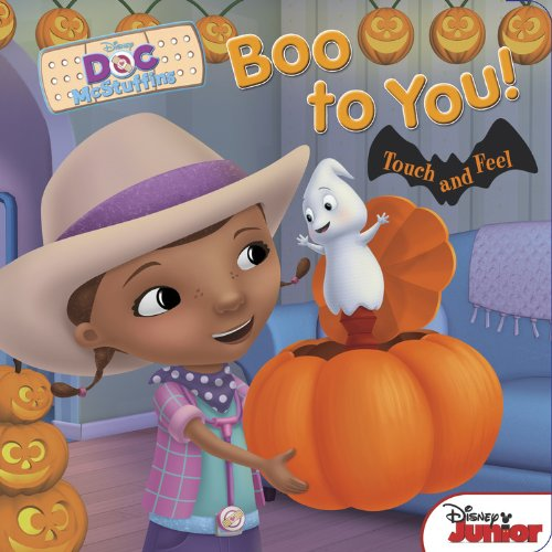 9781423183884: Doc McStuffins Boo to You!