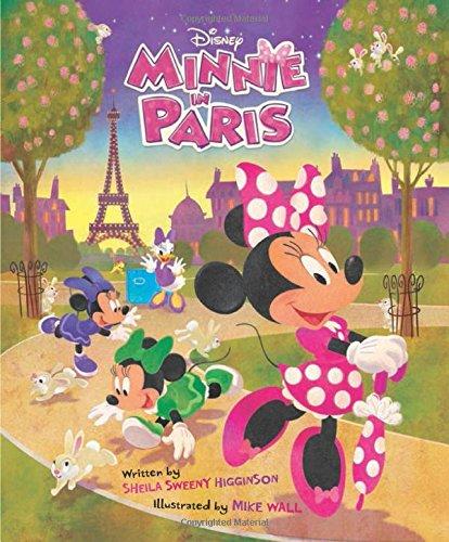9781423184003: Minnie: Minnie in Paris: Purchase Includes Disney eBook!