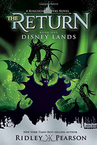 9781423184317: Disney Lands (Kingdom Keepers: The Return)