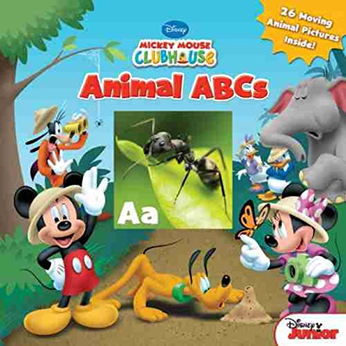 Mickey Mouse Clubhouse Animal ABCs (Disney Mickey Mouse Clubhouse)
