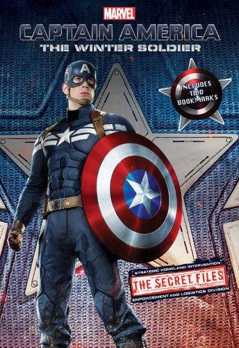 9781423185338: Captain America: The Winter Soldier: THE SECRET FILES (Junior Novelization)