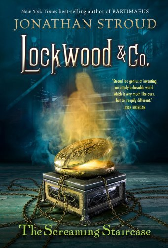 Lockwood & Co. The Screaming Staircase: Stroud, Jonathan