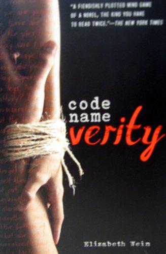 Code Name Verity: Elizabeth Wein